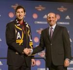 Omar Gonzales es seleccionado por Los Angeles Galaxy. Fuente: www.zimbio.com