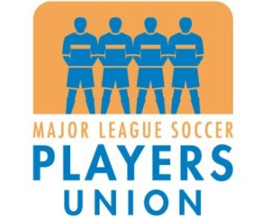 Logo de la MLS Players Union