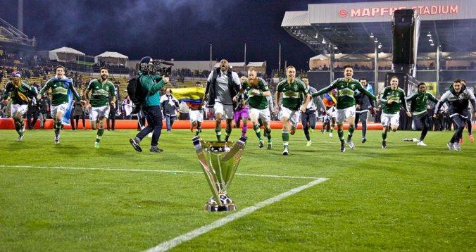 Portland campeón