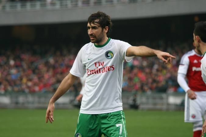 New York Cosmos Raúl
