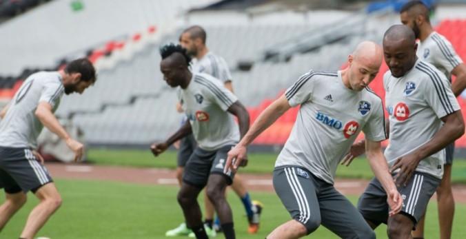 Training Montreal Impact
