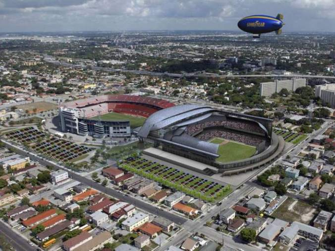 Estadio Miami