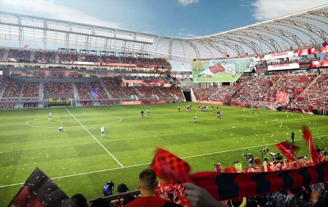 LAFC Estadio