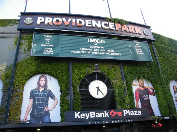 Providence Park Exterior