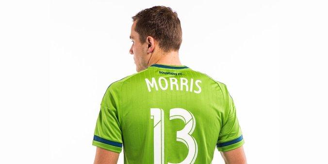 Jorda Morris