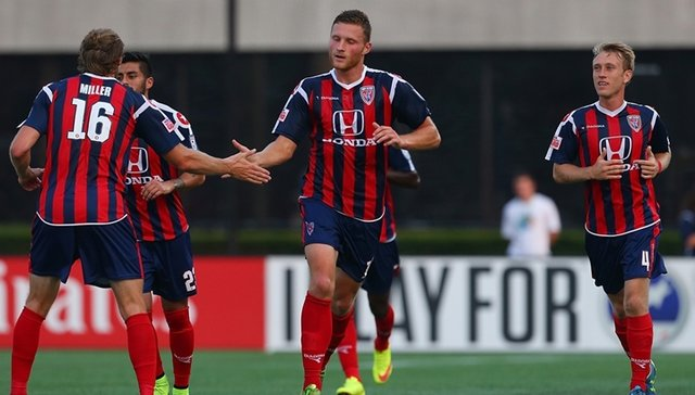 Indy Eleven v New York Cosmos