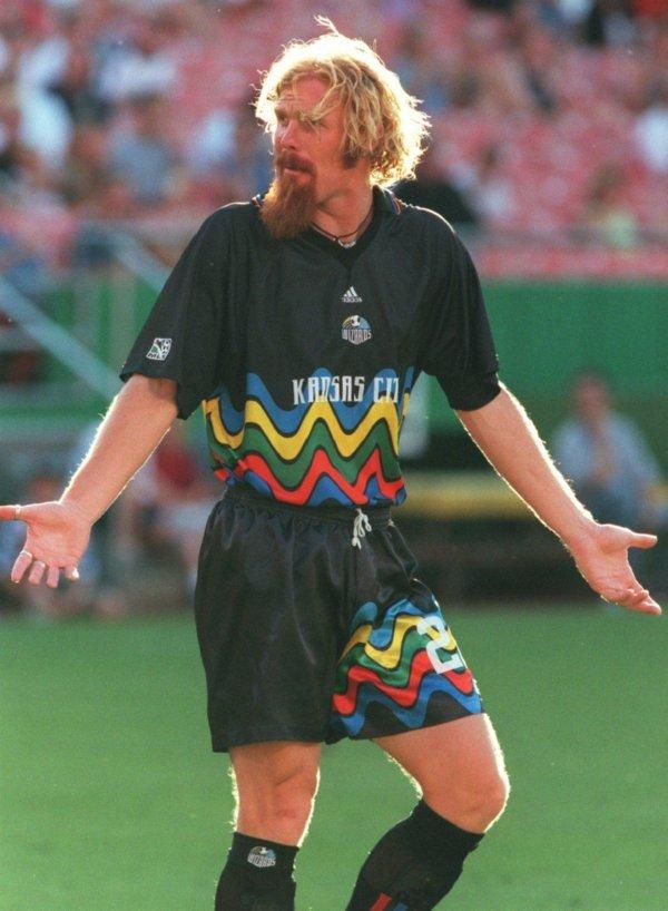 American Soccer - MLS - Kansas City Wizards v Colorado Rapids
