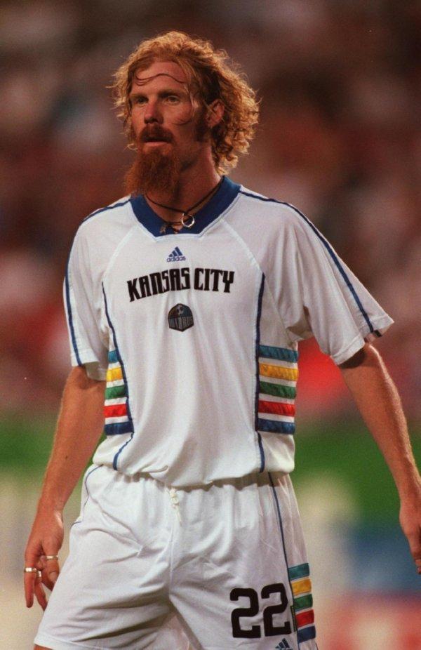 American Soccer - MLS - Tampa Bay Mutiny v Kansas City Wizards