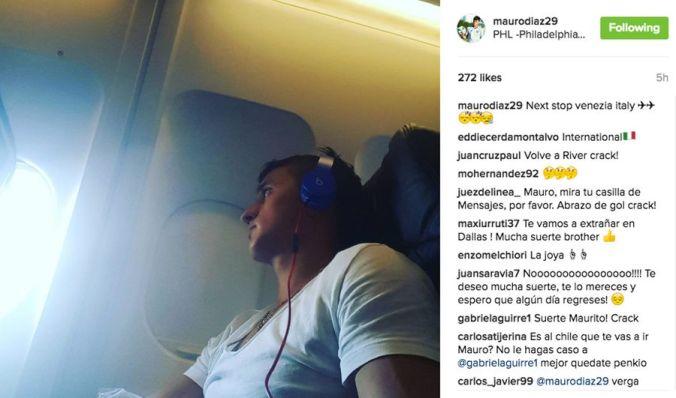 Instagram Mauro