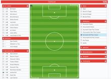 Pirlo vs DCU set play OK