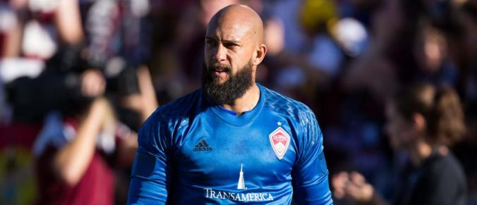 Tim Howard 1