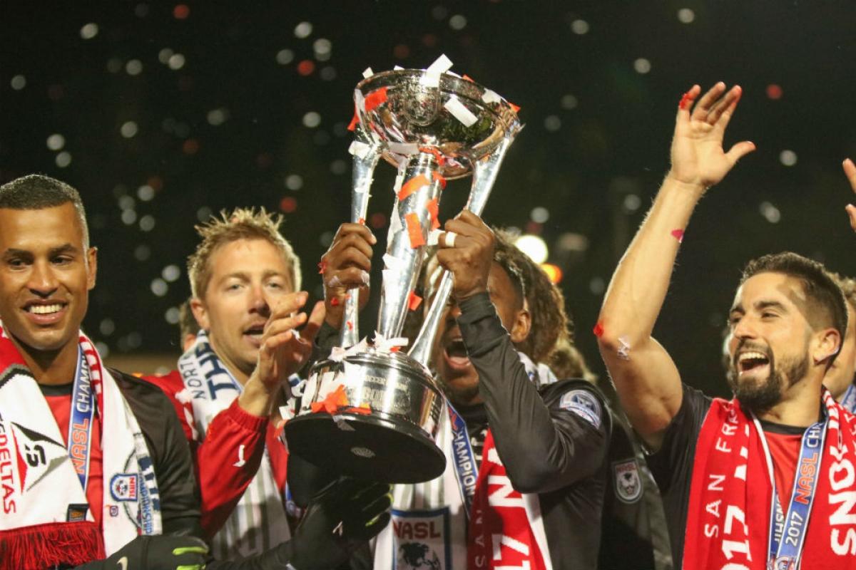 SF Deltas: Debut, campeón de la NASL y despedida