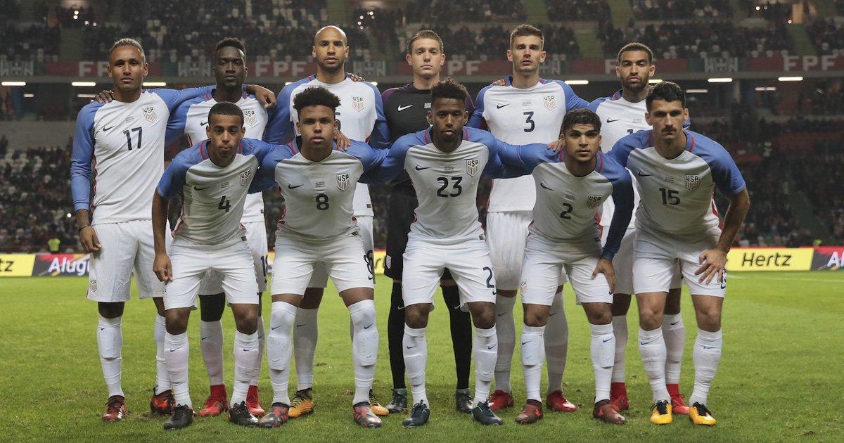 Sin Mundial, 'Team USA' podría organizar un torneo internacional en 2018