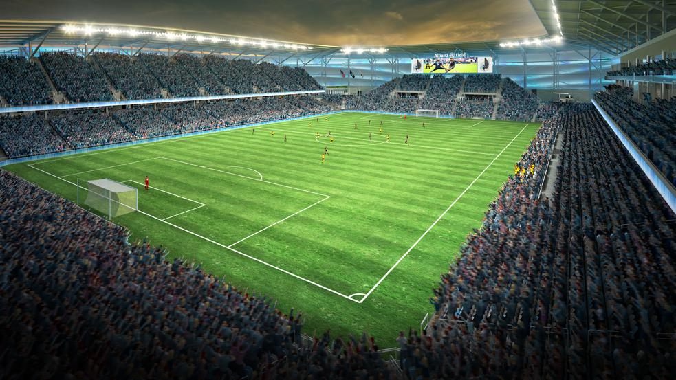 MIN Allianz Field 11