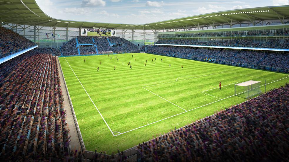 MIN Allianz Field 12