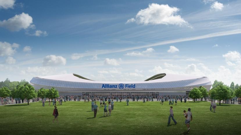 MIN Allianz Field 13